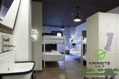 凯威特定制公寓床方案