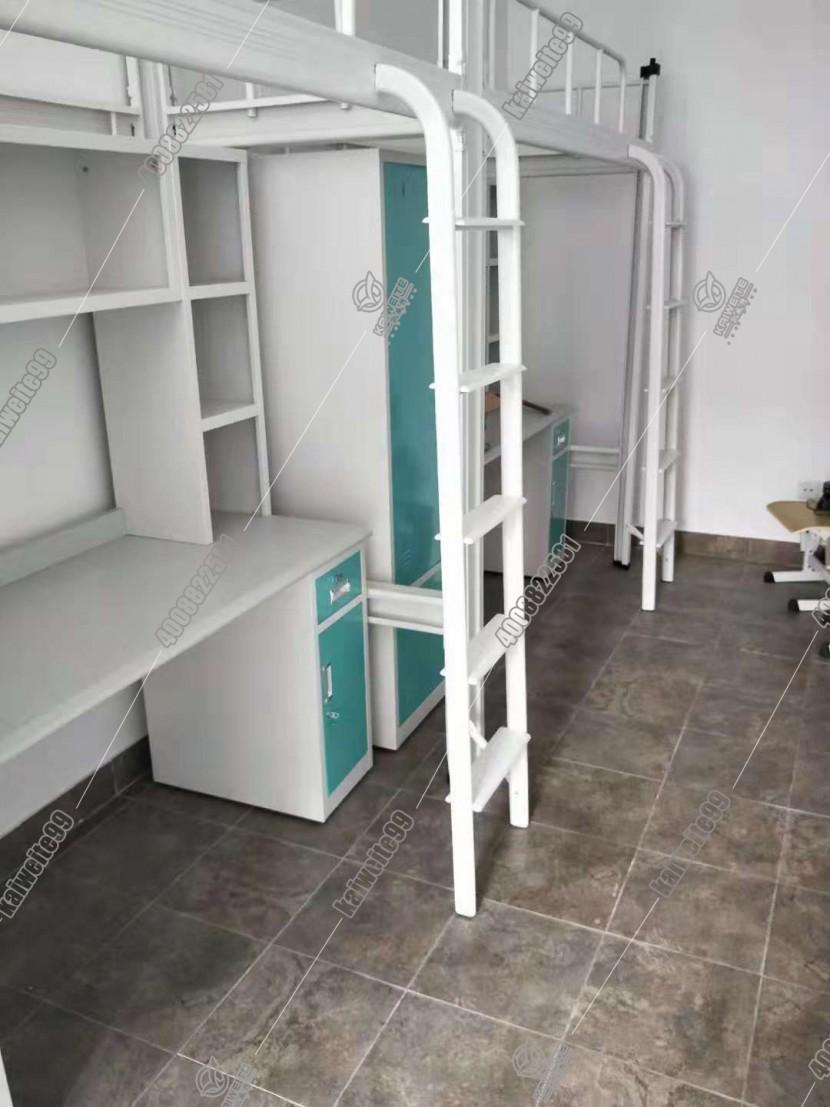 员工宿舍公寓床定制厂家