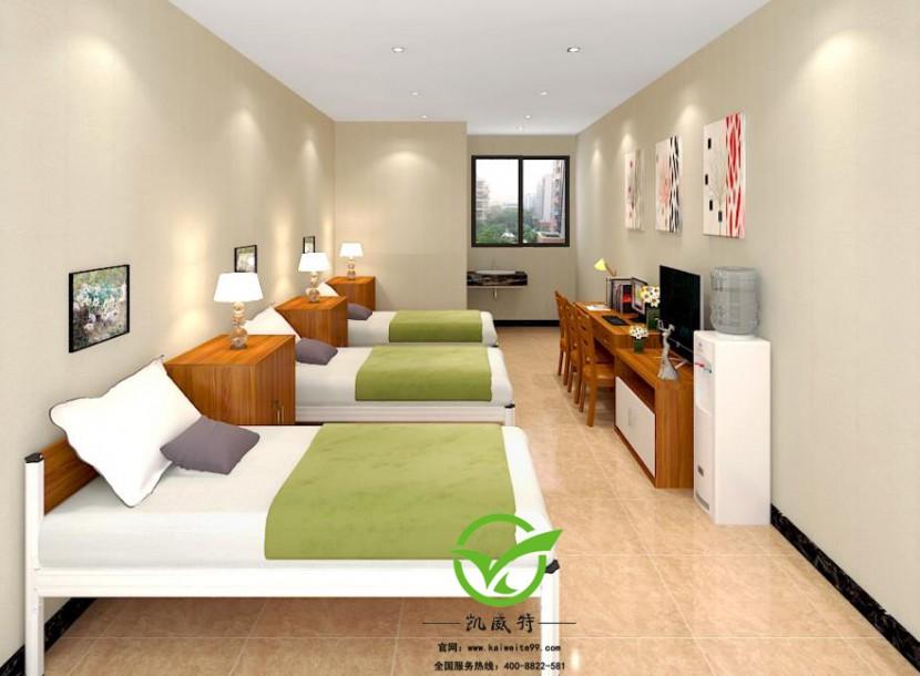 凯威特宿舍公寓床配置方案