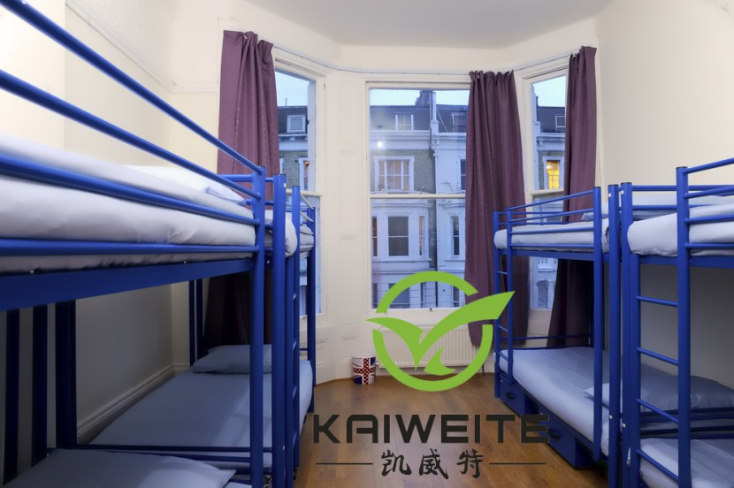 学校公寓床定制案例