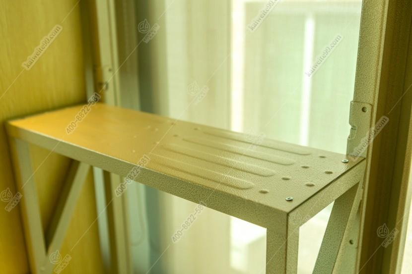 凯威特钢制公寓床细节