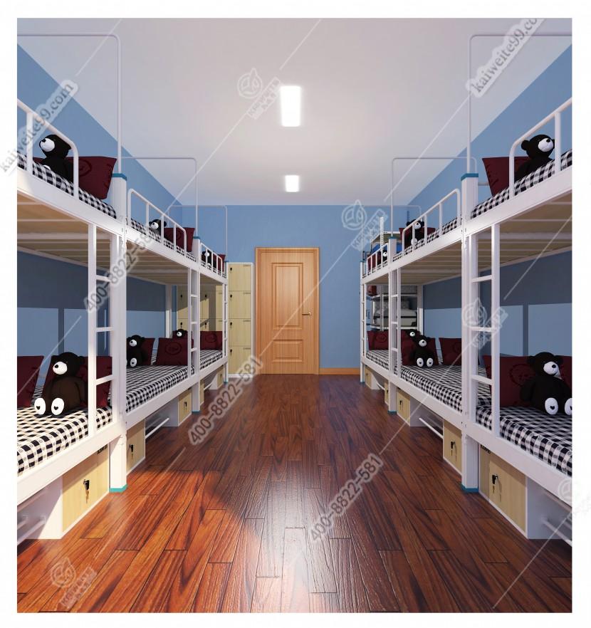 凱威特公寓床宿舍家具配置方案