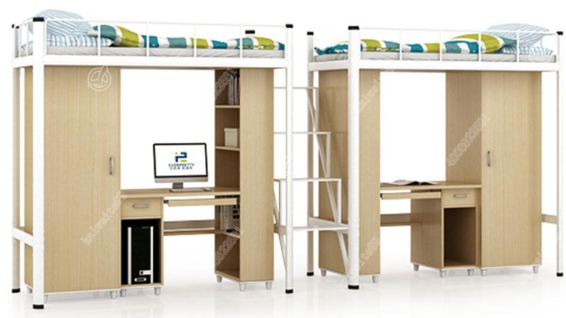 凯威特两联学生公寓床EB-A01