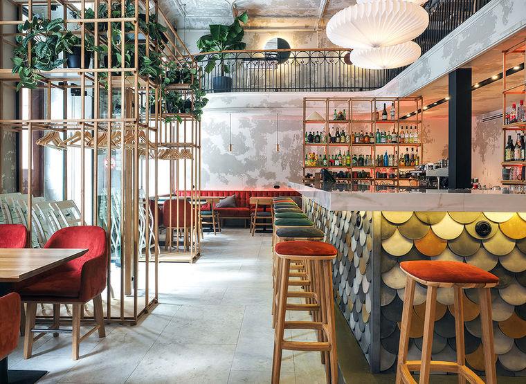 休闲餐厅设计