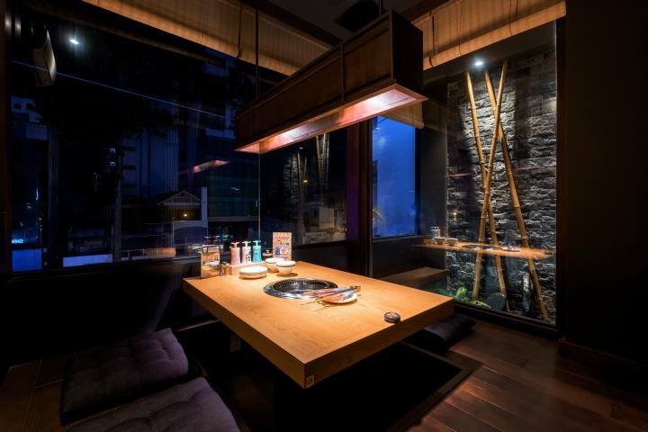 日式餐厅设计