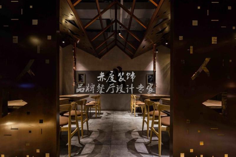 大型餐厅装修