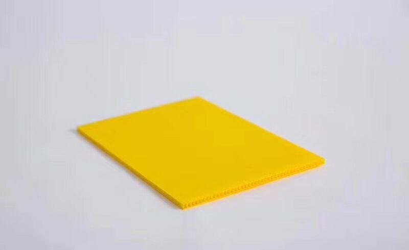 塑料中空板