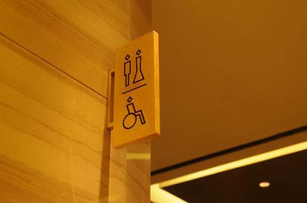 设计制作精良的医院标识牌,协助医院等级提升