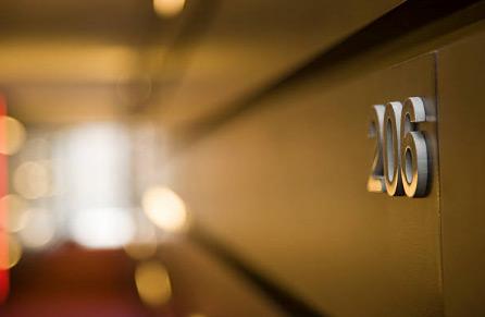 独特苏州酒店导视设计凸显品牌特色