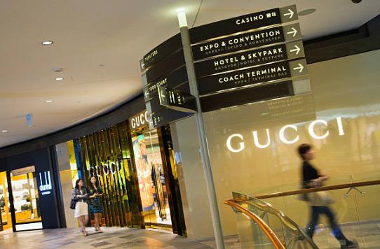 无障碍商场导视标牌设计购物更畅通