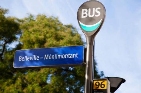公交标识系统设计升级,展现城市文明新形象