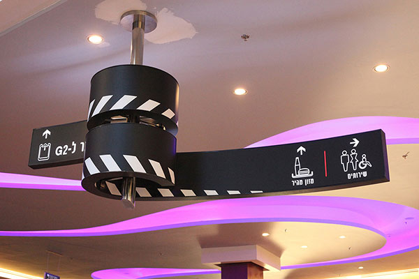 电影城导视系统设计
