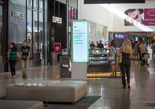 购物中心导视设计
