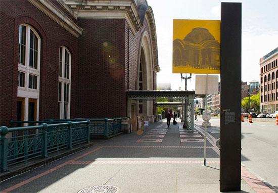 商业步行街导视设计打造优质空间与文化形象