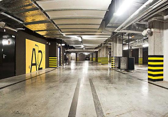 办公大楼导视系统设计