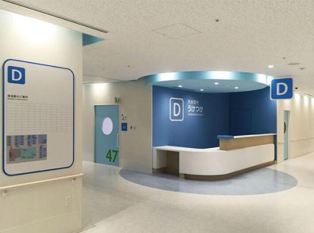 医院标识导视设计的规划和分析