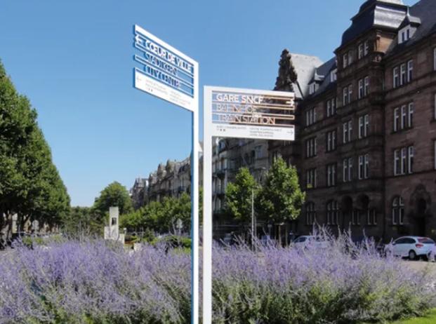 景区标识导视系统的特点与规划