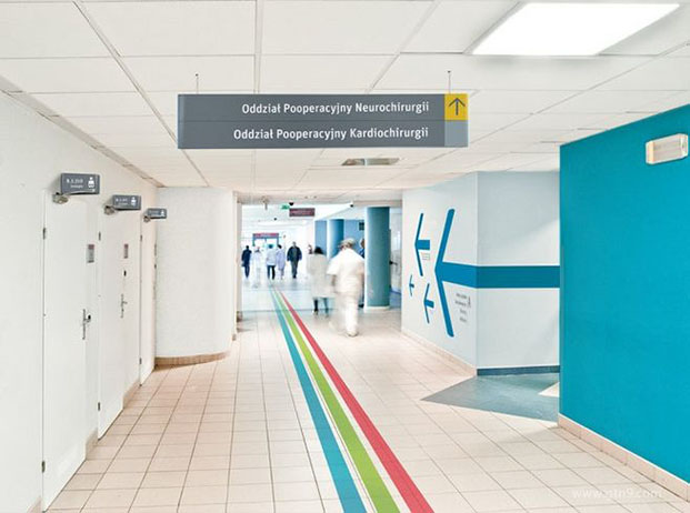 医院导视设计