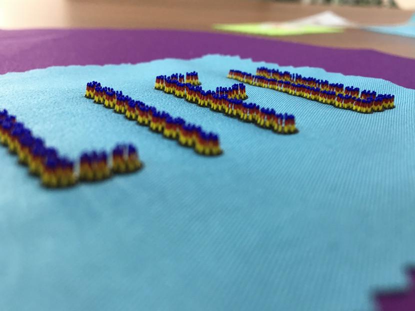 硅胶厚板印刷