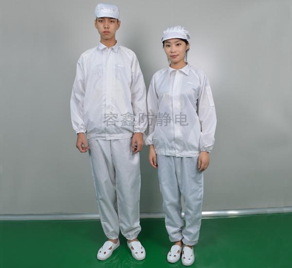 防静电工作服的工艺创新