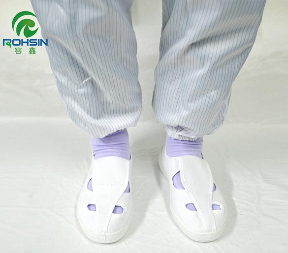 电子厂防静电四眼鞋