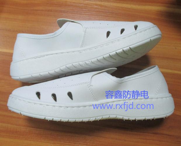 防静电鞋的作用