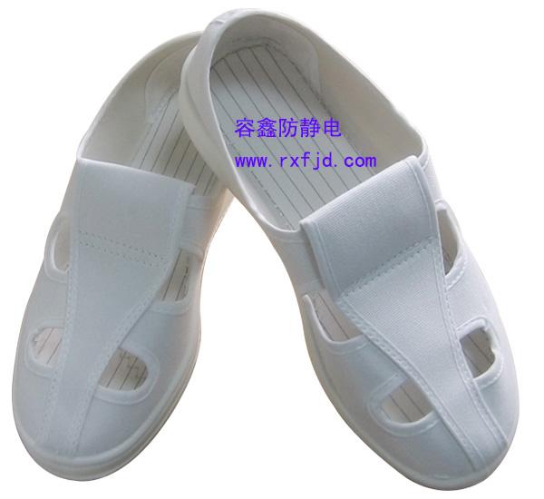 静电鞋原理