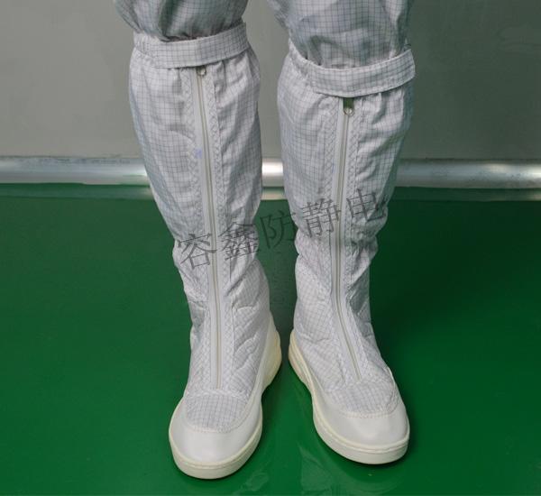 防静电鞋的生产技术要求