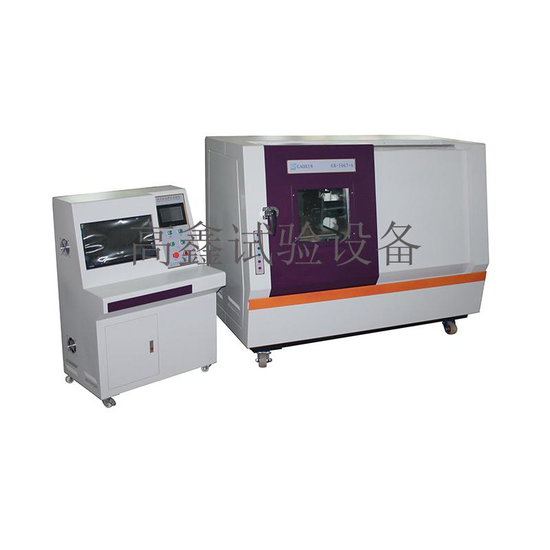 東莞高鑫試驗設備動力電池擠壓試驗機