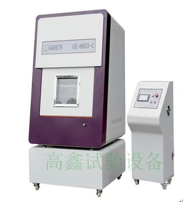 东莞高鑫试验设备锂电池燃烧机