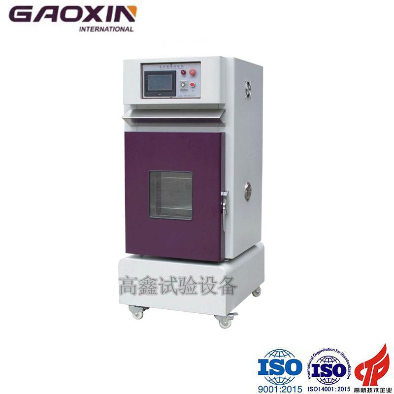 <strong>风雅温控型电池短路凯时国际网址</strong>GX-6055-NT 东莞专业斲丧制造锂电池凯时国际网址