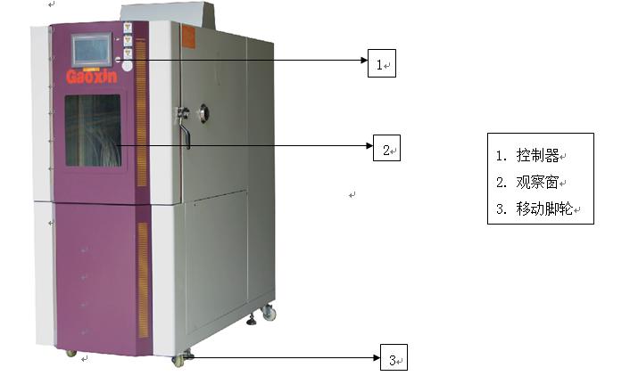 东莞试验设备恒温恒湿试验箱厂家