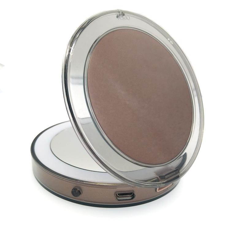 led折叠化妆镜