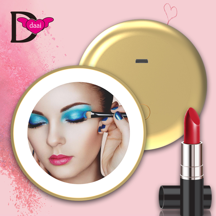 LED单面化妆镜