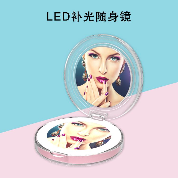 便攜LED化妝鏡